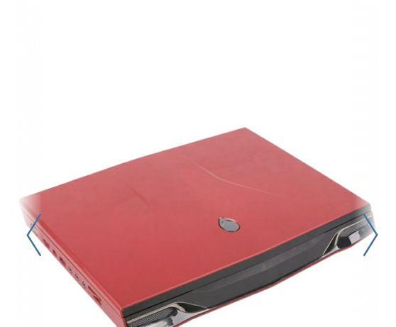 Игровой ноутбук Alienware Intel Core i7 CPU