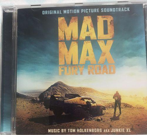 Mad Max Fury Road muzyka CD