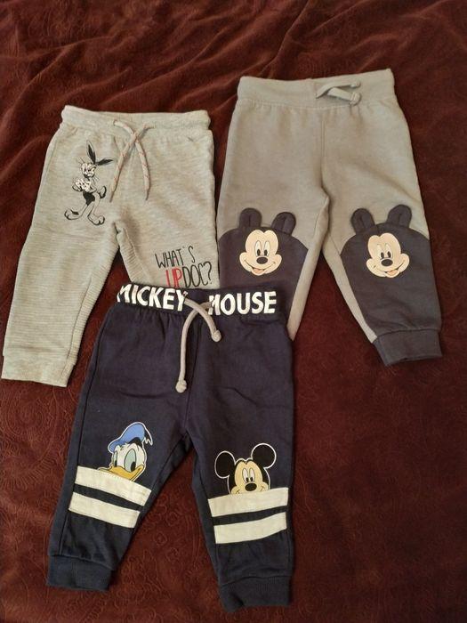 Spodnie Disney 74;80 Chodzież - image 1