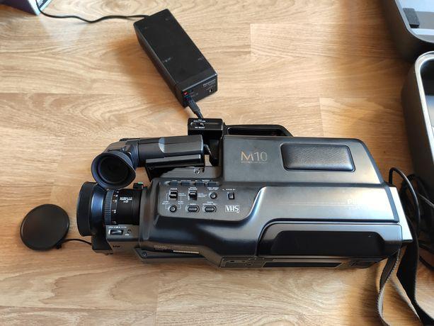 Kamera VHS Panasonic M10, działa