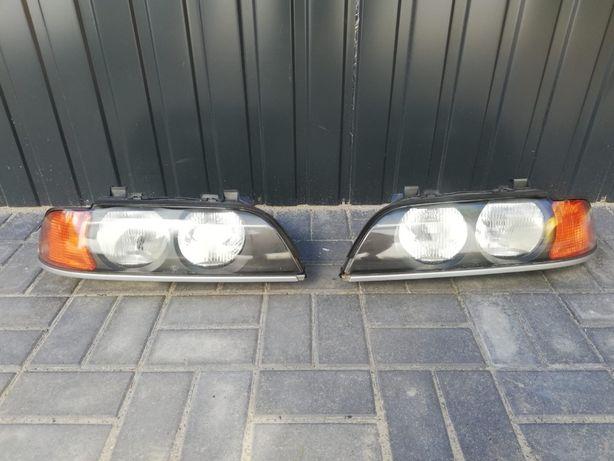 Lampy komplet BMW E39 przedlift europa 2018r