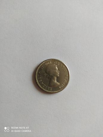 Канада 5 центів 1964 р.