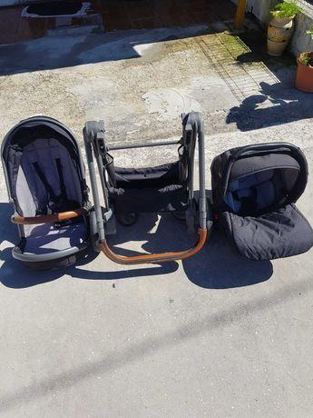 Carro de bebe duo