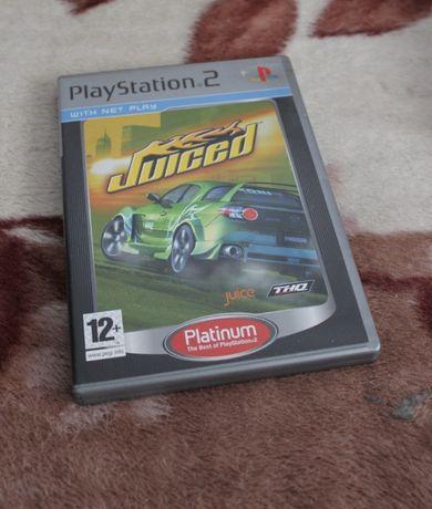 Gra do PS2 Juiced
