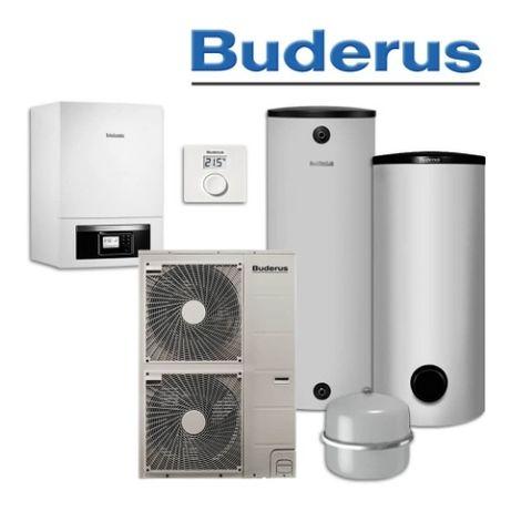 Pompa ciepła z montażem BUDERUS WPLS6.2 RE 8.4 kW pompy