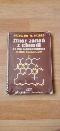Zbiór zadań z chemii K. Pazdro - ZAKRES ROZSZERZONY