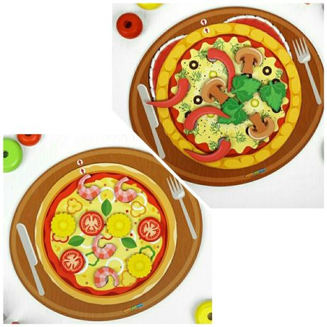 Юный кондитер Пицца - Пирог - Торт 1