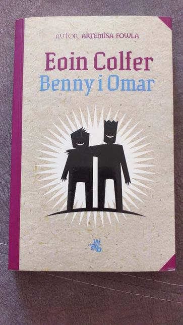 Eoin Colfer Bębny i Omar