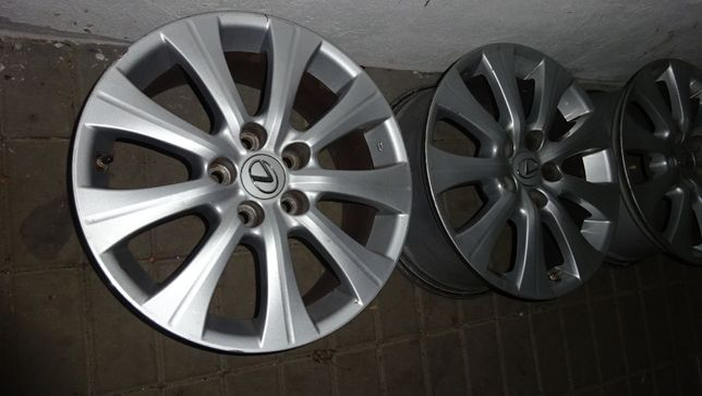 felgi aluminiowe Lexus Gs 300 h 2014