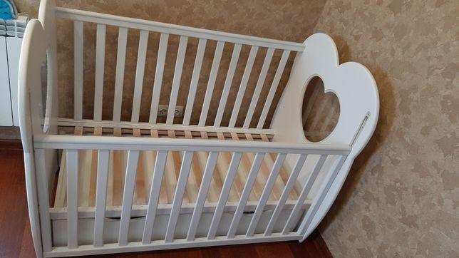 Кроватка детская LUX3