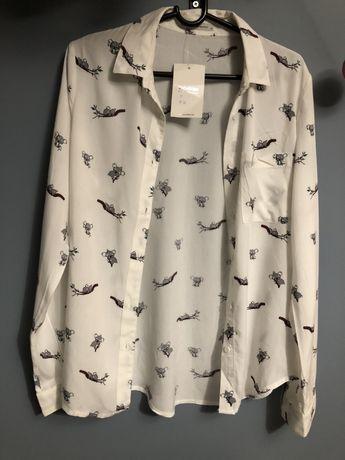 Nowa koszula w koale