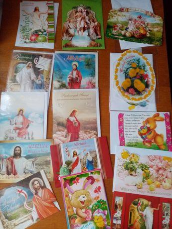 Kartki pocztowe świąteczne - Wielkanoc