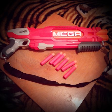 NERF MEGA Hasbro SA 2015