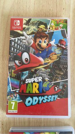 Nintendo Switch Super Mario Odyssey