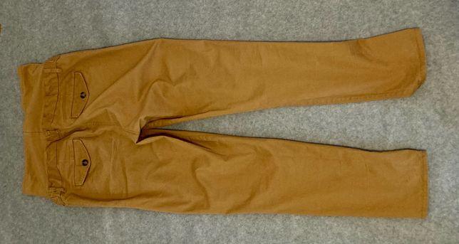 Spodnie HM Mama 36 / 38  Ubrania ciążowe  Gratis bluzka