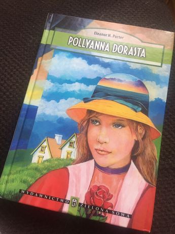 Książka pollyanna dorasta