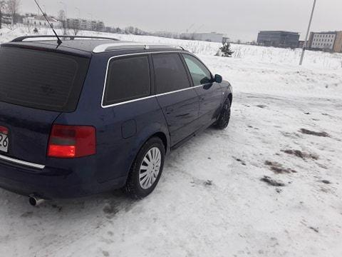 AUDI A6 C5 2,8 quattro warta uwagi!!!