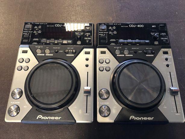 Pioneer cdj 400 par