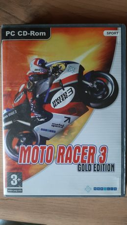 Gra PC Moto racer 3