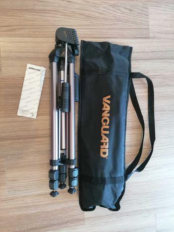 Tripé Vanguard VT-528 c/bolsa incluída