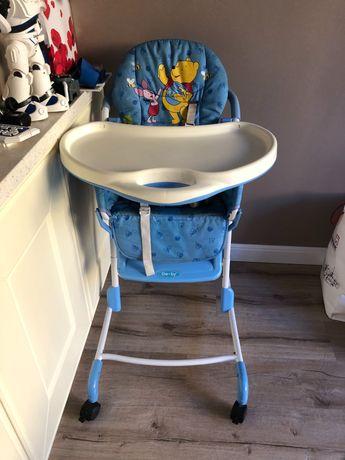 Дитяче крісло столик для годування