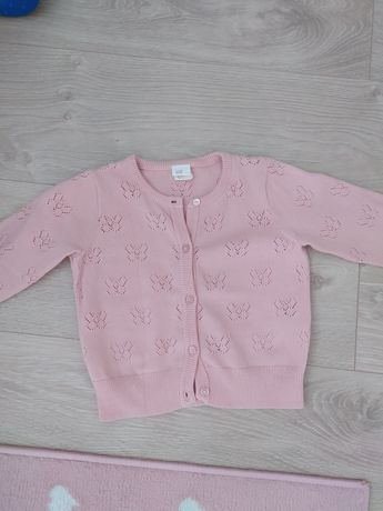Sweterek h&m w rozmiarze 80