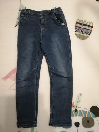 Spodnie jeansowe Reserved r. 128