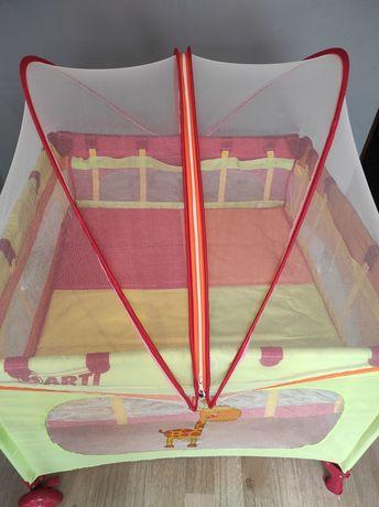 Kojec Arti łóżeczko turystyczne składane