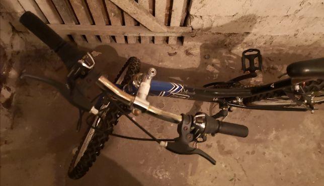 rower młodzieżowy Damka