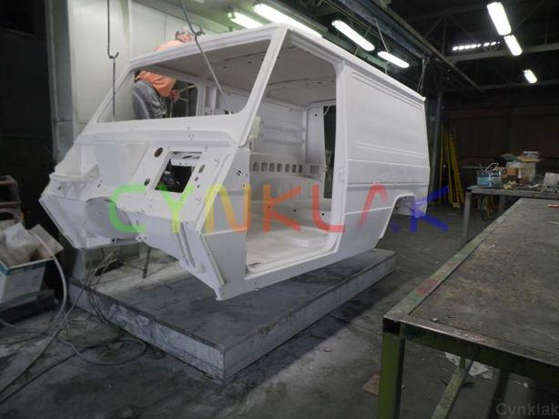 Malowanie proszkowe i SYSTEM DUPLEX 2,6 x 1,7 x 7M