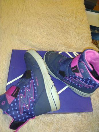 Зимние ботинки Geox 34 размер