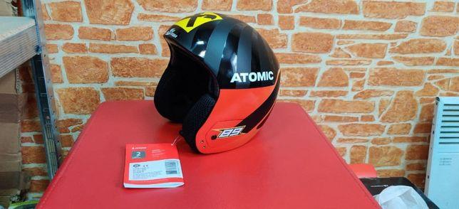 #179 Горнолыжный шлем ATOMIC Redster Marcel XXS (52-53 cm)