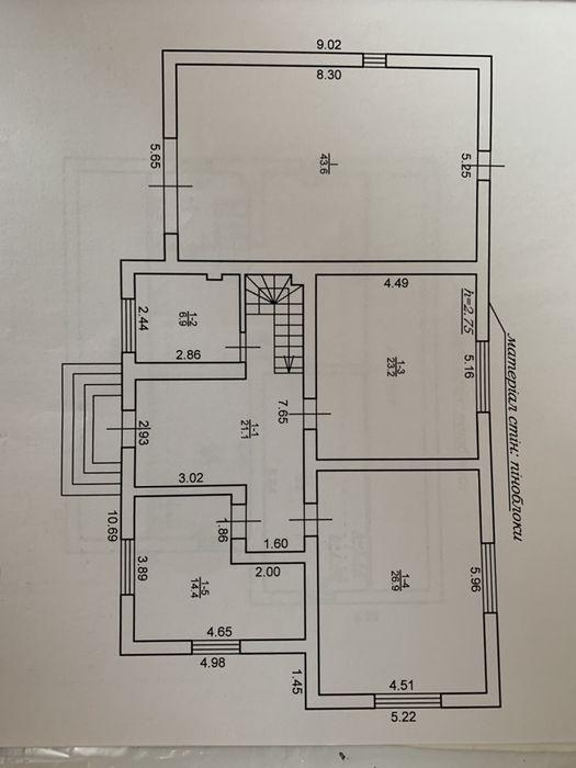 Будинок Тлумач - изображение 1