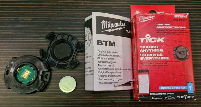 Milwaukee TICK Moduł Bluetooth One-Key BTM-1