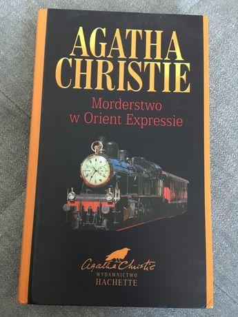 Aghata Christie Morderstwo w Orient Expressie Hachette