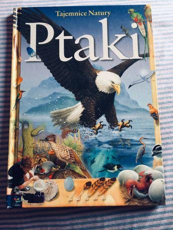 """Tajemnicy Natury - Ptaki"" - Edward S. Brinkley"