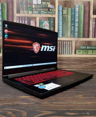 ИГРОВОЙ! Ноутбук MSI GF65 Thin 9SEXR 15 i5/16GB/512GB/RTX 2060, 6GB
