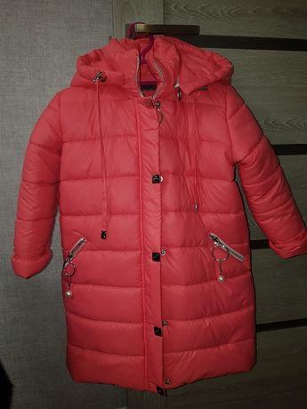 Куртка на девочку демисезонная, куртка весна-осень