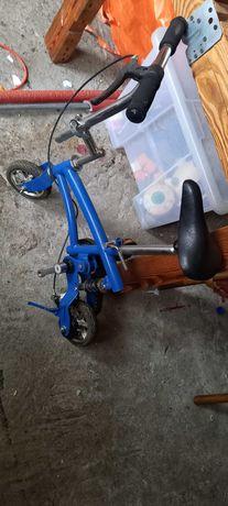 rowerek małpi prl?niebieski mini