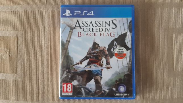 Assassin's Creed IV: Black Flag PS4