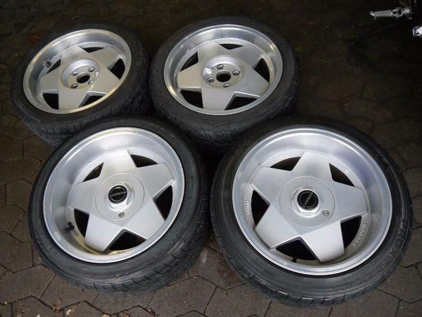 Jantes Borbet A 16 7.5J e 9J com pneus TOYO proxes T1