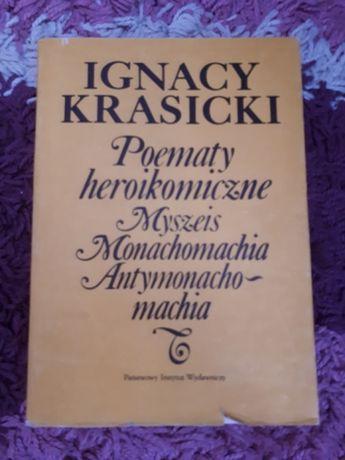 Książka Poematy heroikomiczne