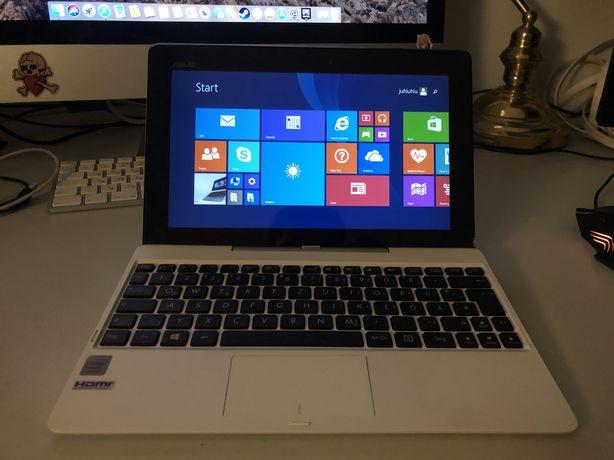 Ноутбук планшет Asus t100t