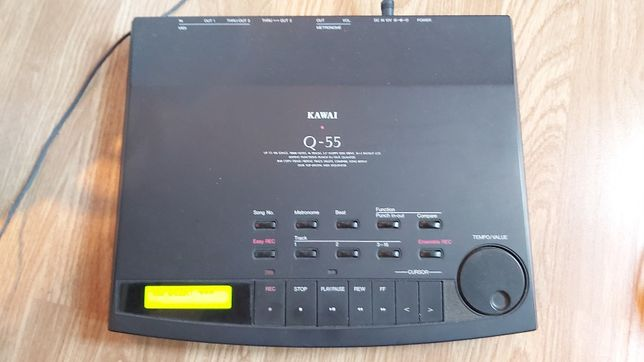 Kawai Q-55 Sequenciador Midi