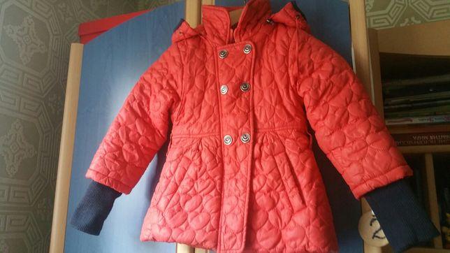 Куртка осень- теплая зима.
