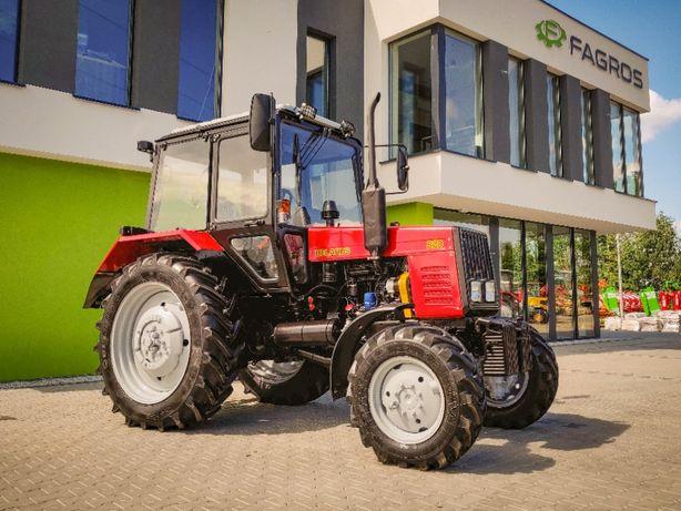 Nowy ciągnik rolniczy BELARUS 820 *FAGROS* raty FINANSOWANIE rabat TUR
