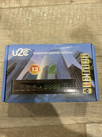 TV тюнер Т2 32 канала