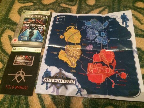 Лицензия CRACKDOWN, Forza Motorsport 3, Medal Of Honor, Far Cry, LEGO