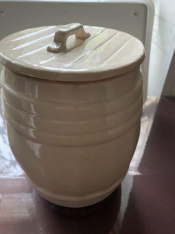 Продам керамический бочонок