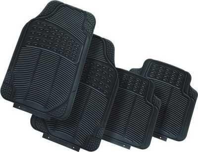 Uniwersalne dywaniki samochodowe gumowe